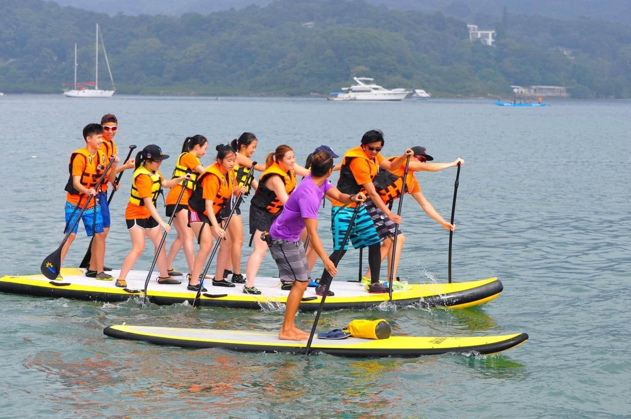 RCHK Wet & Wild 5 Days Mixed Water Sports Camp