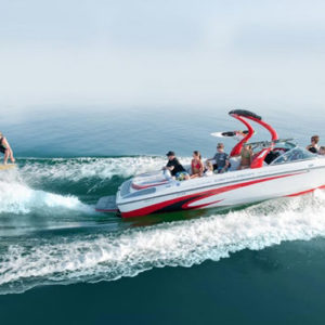 Speedboat rental – Kau Sai Chau, Ung Kong