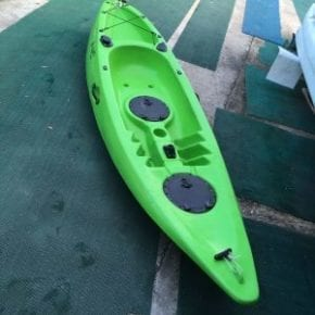 Single Kayak Rental - (1000-1700)