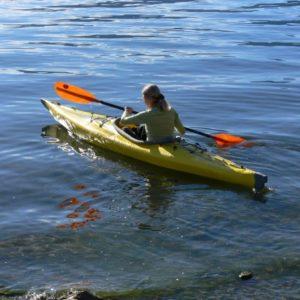 Single Traditional Kayak Rental – (1000-1700)